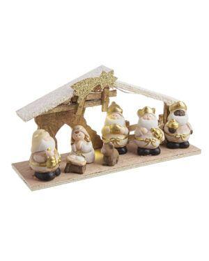 Natividad con Iluminación Led