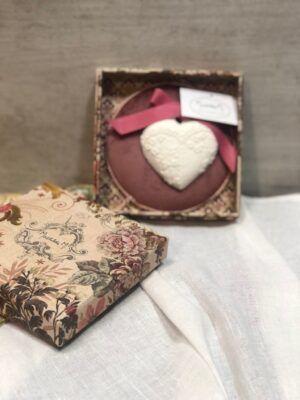 Corazon Perfumado - Fragancia Rose Elixir