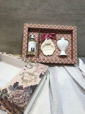 Micado Anillero y Perfume Marquise